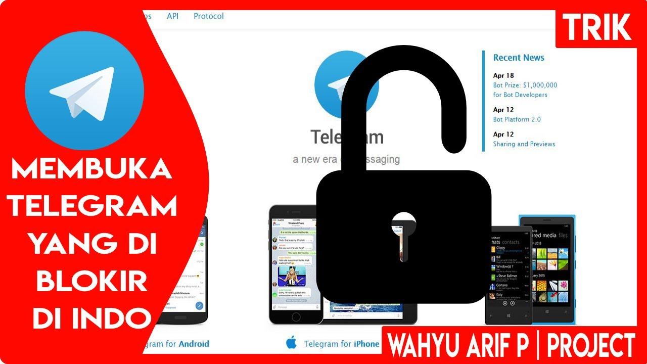 [HOT] CARA MEMBUKA WEB TELEGRAM YANG DI BLOKIR TANPA VPN | TRIK