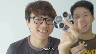 【開箱#3】指尖陀螺 Fidget Spinner