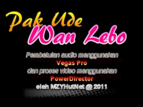 Pak Ude Wan Lebo