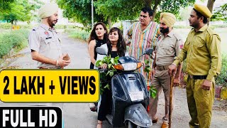 Police Naka 2 - Full Video | Jeet Pencher Wala | Mintu Jatt | New Punjabi Comedy Videos 2018