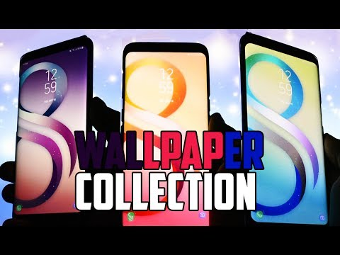 Galaxy S8/S8+ Best Official Motion Wallpapers | Multi Wallpaper | Animated Wallpaper Collection