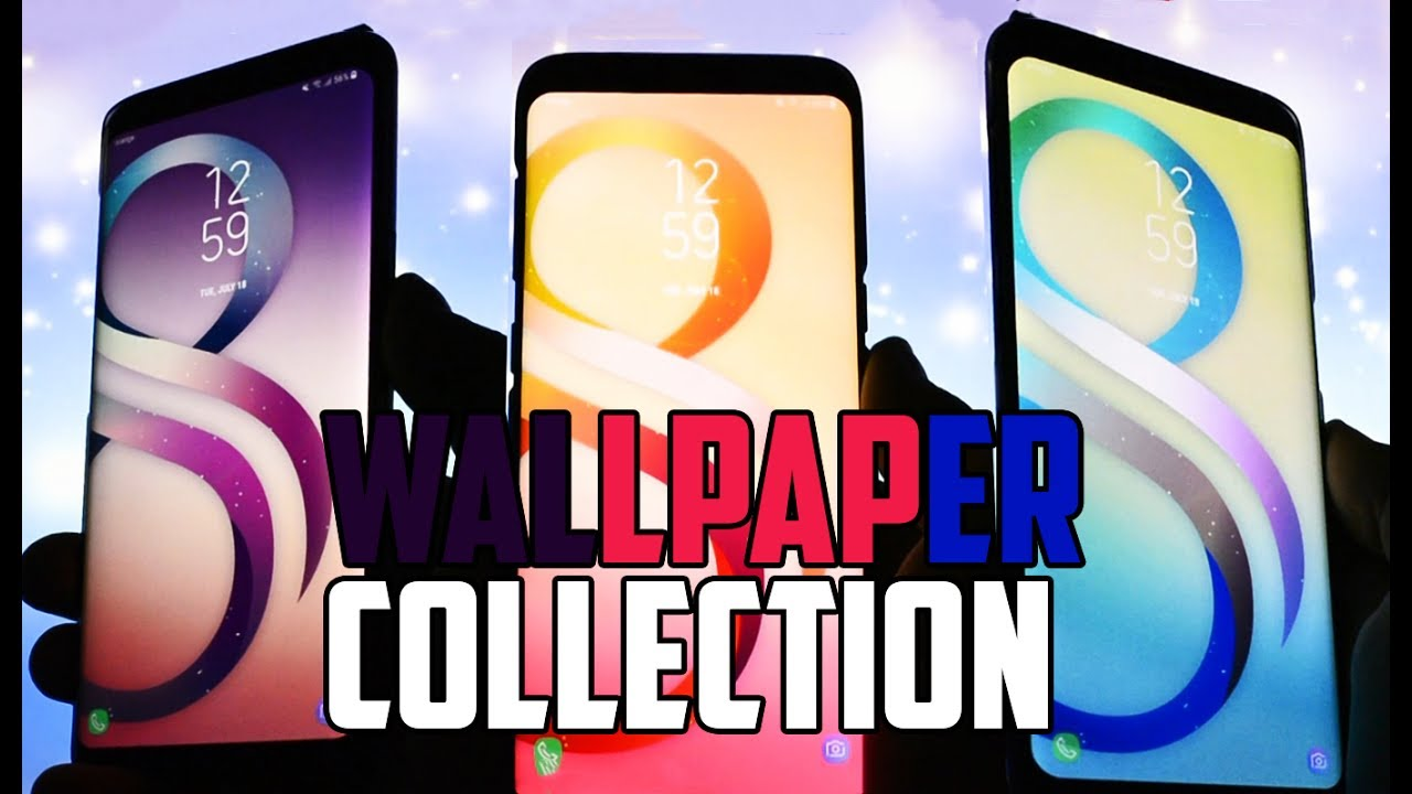Galaxy S8 S8 Best Official Motion Wallpapers Multi Wallpaper