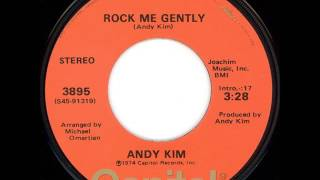 ANDY KIM   Rock Me Gently   1974    HQ