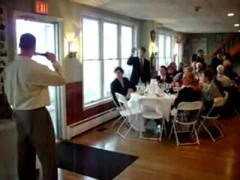 Wedding at the Sayville Yacht Club
