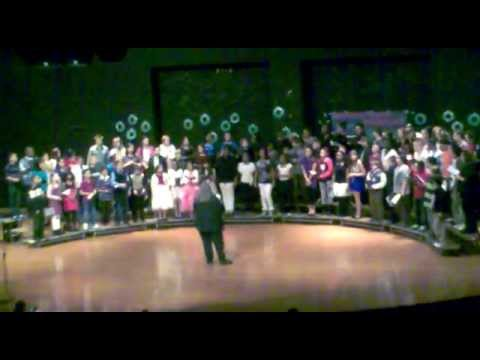 Wexford Montessori Magnet School Winter Singing 2012 Part-4