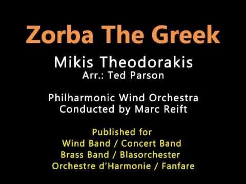Marc Reift - Zorba The Greek (Arr.: Ted Parson)
