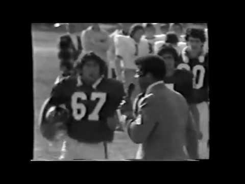 Tottenville High School Football vs. New Dorp High School 1974
