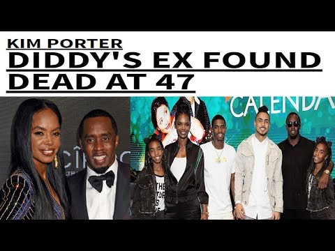 Kim Porter Diddys Ex Dead at 47.. Story Developing!!!