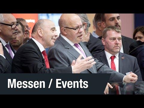 HANNOVER MESSE 2018 | Impressionen Messetag 2 | SEW-EURODRIVE