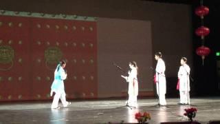 晏子使楚-新星中文学校八年级-2017春节