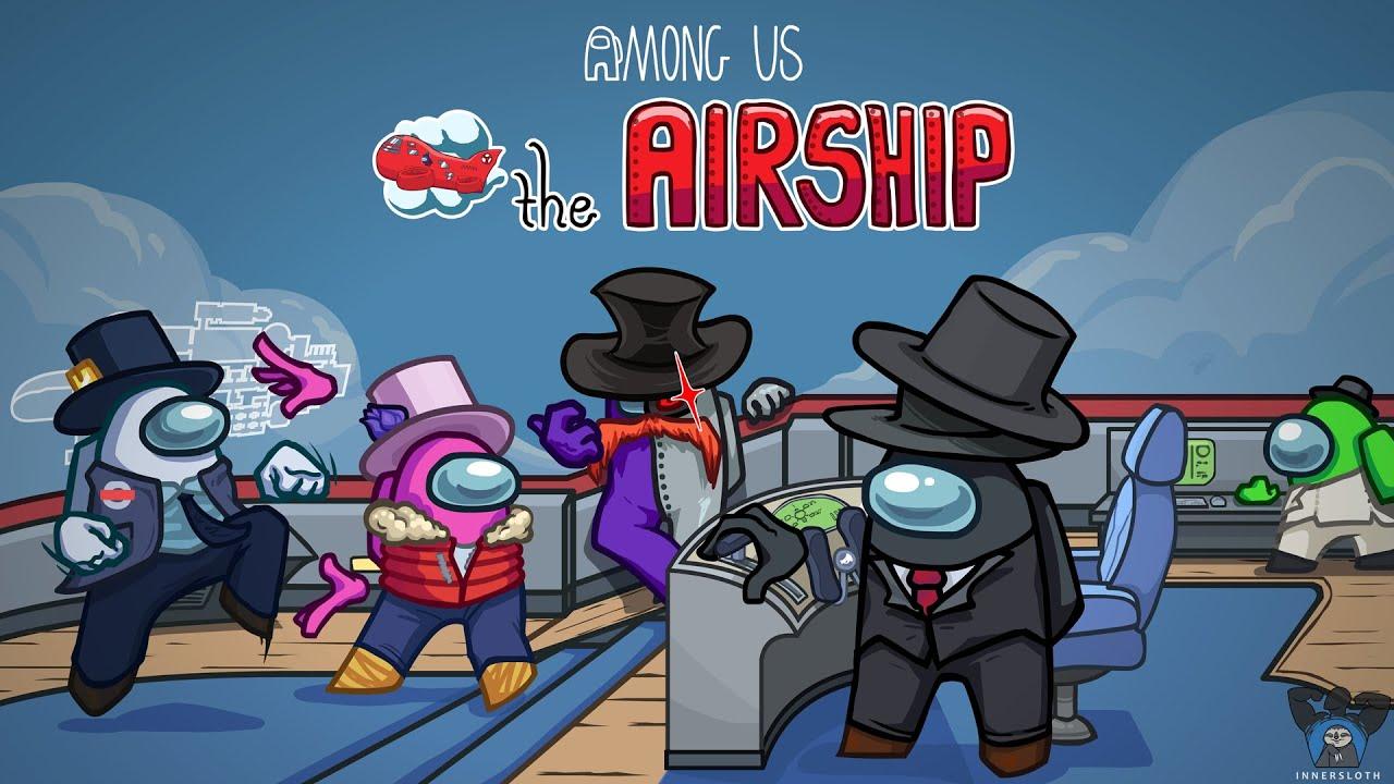 Among Us เปิดตัวเรือบินแล้ว