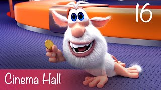 Booba - Cinema hall - Episode 16 - Cartoon for kids