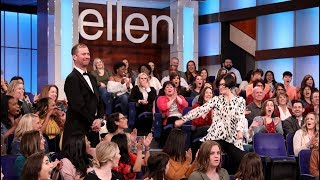 Download Ellen Guesses If Audience Members Have the Right Moves in 'Woah or No' Mp3 and Videos