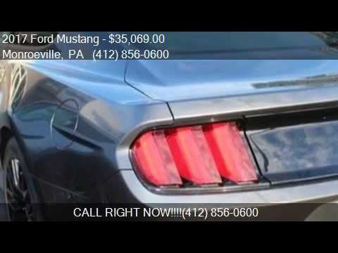 Day Ford Monroeville >> 2017 Ford Mustang For Sale In Monroeville Pa 15146 At Day