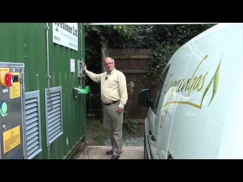 EvergreenGas Fuel - Biomethane Innovation