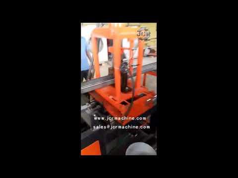 JCR Racking Beam Roll Forming Machine