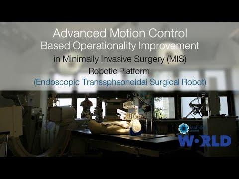 Minimally Invasive Surgery (MIS) Robotic Platform - S Project [by Mahidol]