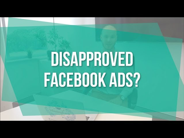 Disapproved Facebook Ads?
