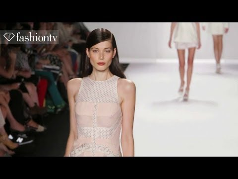 J. Mendel Spring/Summer 2014 | MB New York Fashion Week NYFW | FashionTV
