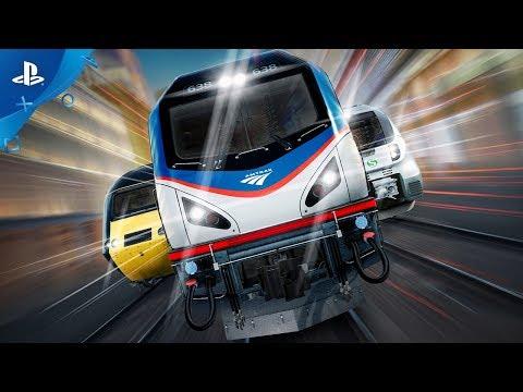 Train Sim World - Gameplay Trailer   PS4