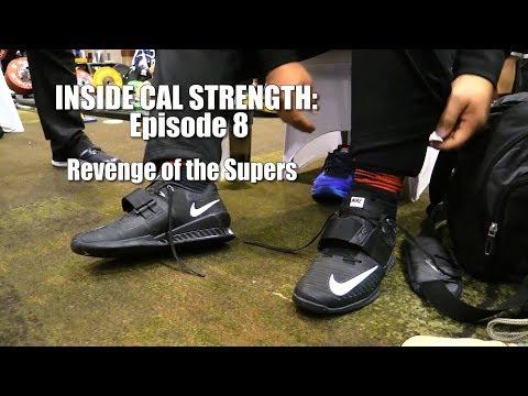 Inside Cal Strength Episode 8: Revenge of the Supers