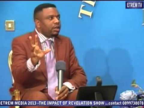 "THE END TIME REFORM MINISTRIES ET ETREM-TV VOUS PRESENTE ""THE IMPACT OF REVELATION"""