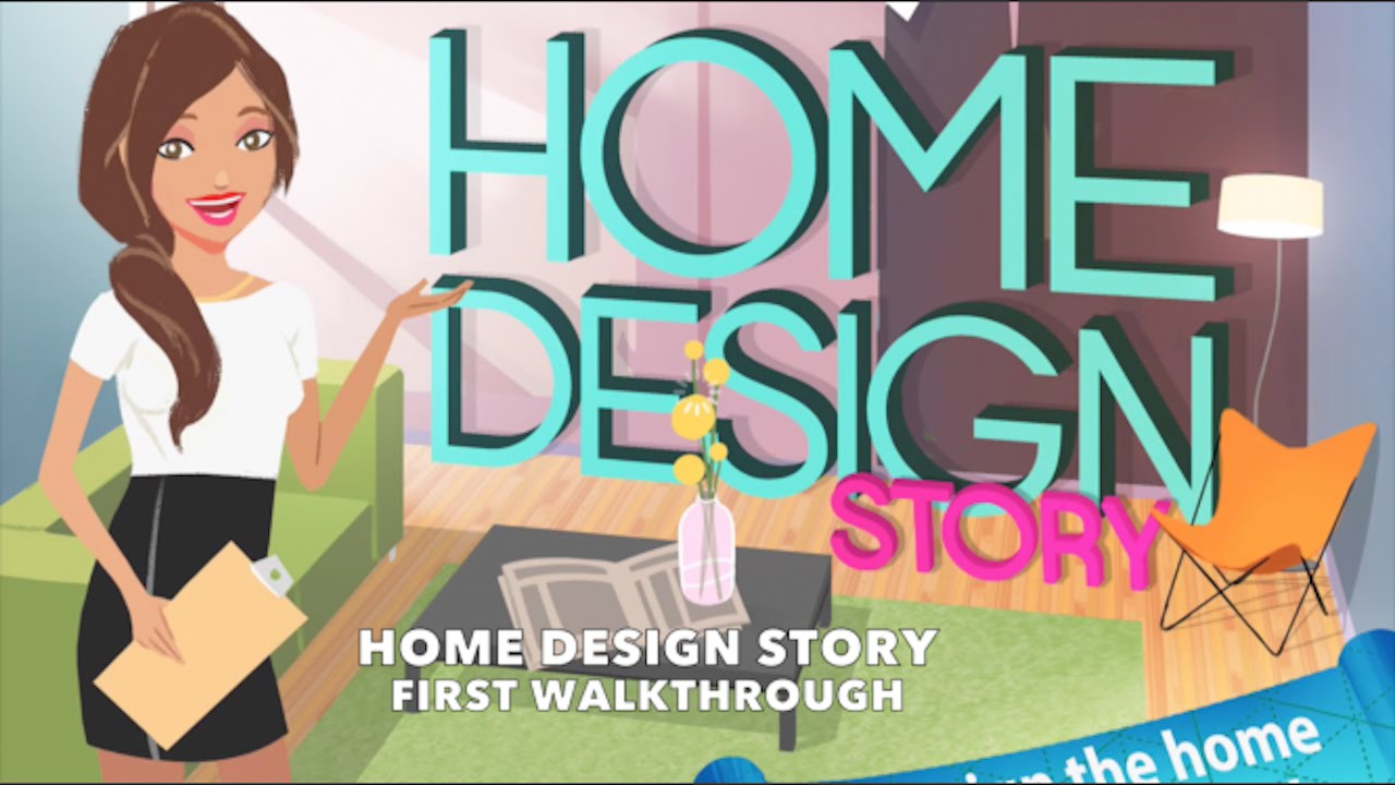 Home design story house tour - YouTube