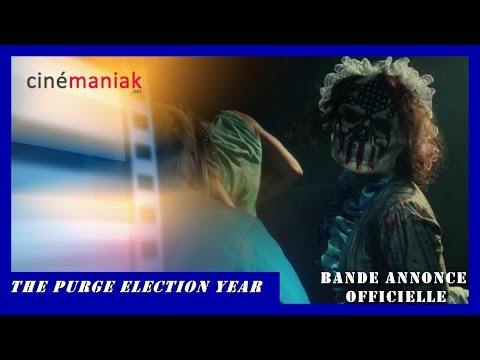 THE PURGE ELECTION YEAR [American Nightmare 3] - Bande annonce VOST