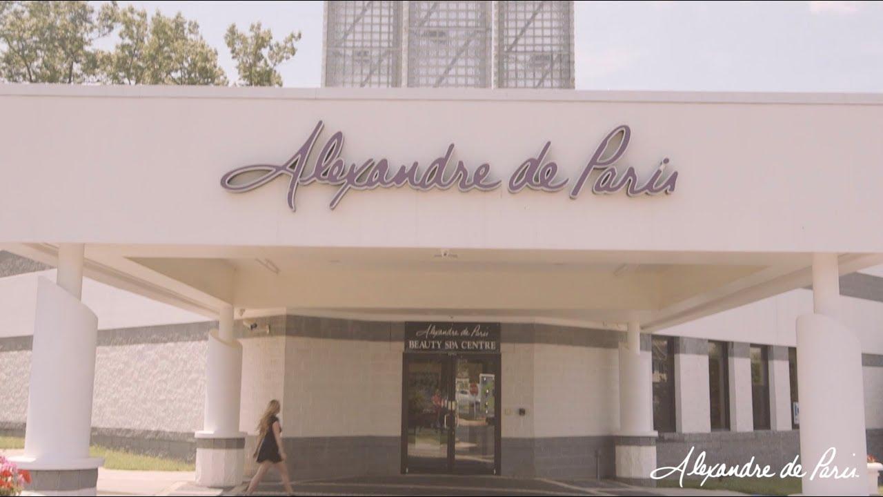 Alexandre De Paris Beauty Spa Centre Youtube