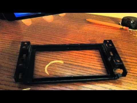 HOW TO: Nexus 7 Dash Mount, Stereo Integration - Part 1