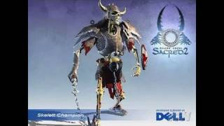 Sacred 2: Fallen Angel Xbox 360 Trailer - Skelett Warrior