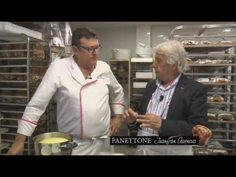 Cocina Mediterránea 2ª temporada - Panettone JUANFRAN ASENCIO - Aspe