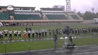 Чемпионат России по американскому футболу/2013