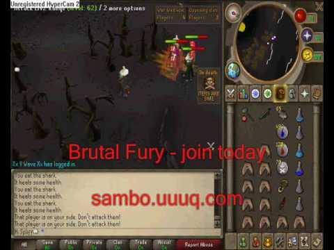 Brutal Fury Vs Ancient Legion  5v5