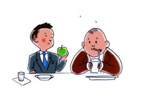 Мультфильм о правильном питании