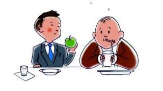 мультфильм о здоровом питании