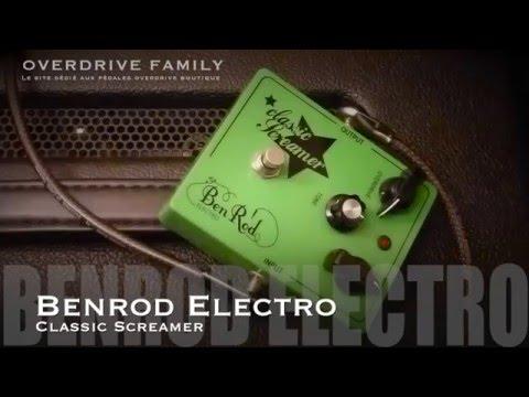 Classic Screamer Benrod Electro