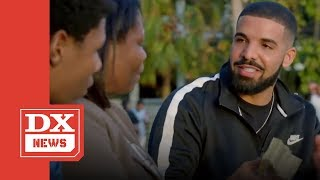 Drake Drops A Million Dollars On Good Deeds In ...