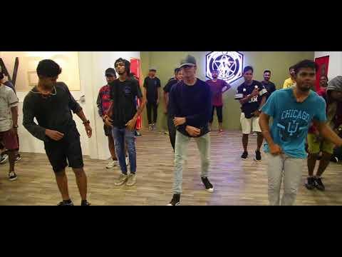 Chennai Dance Intensive   Maari Swag   Choreography - Raymond