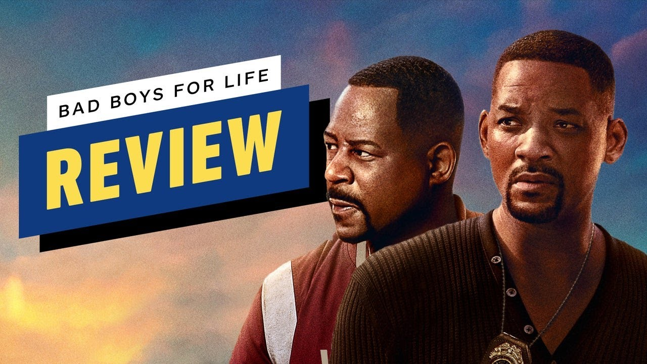 'Bad Boys for Life' review: Will Smith and Martin Lawrence are ...