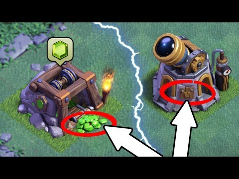 20 THINGS YOU DIDN'T KNOW ABOUT THE BUILDERS VILLAGE IN CLASH OF CLANS!: Clash Of Clans - 20 things you didn't know about the builders village new update in clash of clans!! hidden / secret features and facts! Super Pekka , Star laboratory , Tree Gem glitch & more! FREE GEMS : http://mistplay.co/GT93  IF YOU WANT TO BE FEATURED ON THE CHANNEL SEND FOOTAGE TO : gamer-tony@outlook.com  Follow me on Instagram: @General_Tony  Twitter : @GeneralTony  Clash of Clans is an addictive multi-player game which consists of fast paced action combat. Build and lead your personalised armies through enemy bases taking gold, elixir and trophy's to master the game and become a legend. Up-rise through the realms and join a clan to reign supreme above all others. _________________________________________________________________  Category: Games Updated: 10 June 2014 Version: 6.108.5 Size: 53.3 MB Languages: English, Japanese, Korean, Simplified Chinese, Traditional Chinese Developer: Supercell Oy © 2012 Supercell Rated 9+ for the following: Infrequent/Mild Cartoon or Fantasy Violence Compatibility: Requires iOS 4.3 or later. Compatible with iPhone, iPad, and iPod touch. This app is optimized for iPhone 5. _________________________________________________________________  Music Dutty Moonshine - Check out there YT channel!  All music used is by NCS | NoCopyRightSounds  Intro & Outro : Disfigure Blank
