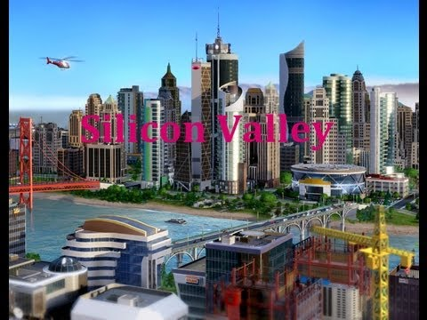 And It Begins Sim City Silicon valley Episode 1