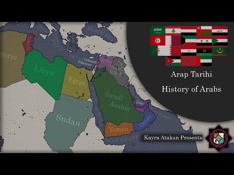 History of Arabs - every year | Arap Tarihi - her yıl
