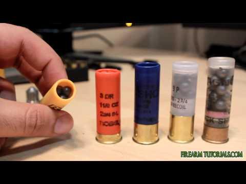 Types of shotgun shells