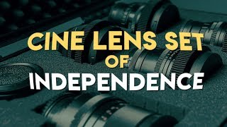 ZEISS Vintage into CINEMA Lens CONVERSION  -  Affordable CINE Lens Set of INDEPENDENCE │ Gear Guide