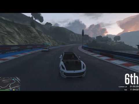 NoDo PC - SAGTC Race 6 - Hill Ary's Clinton