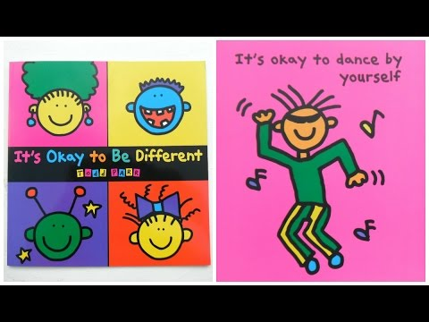 Its Okay To Be Different Read By Sherry Youtube