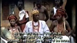 Urhobo dance and movie