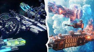 Minecraft Cinematic Ep. 23 | Cepheus project | NewHeaven