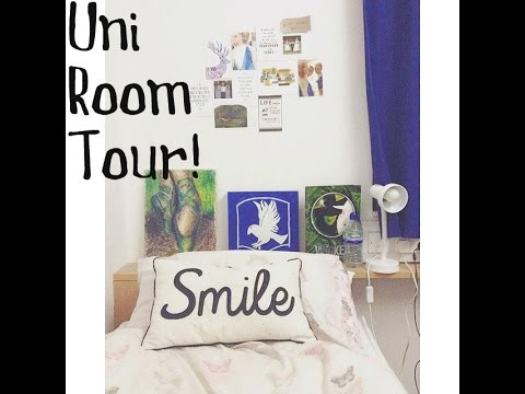 (realistic) University Room Tour // Queen Mary University of London
